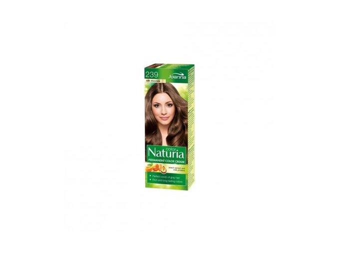 Barva na vlasy NATURIA COLOR - Mléčná čokoládová 239