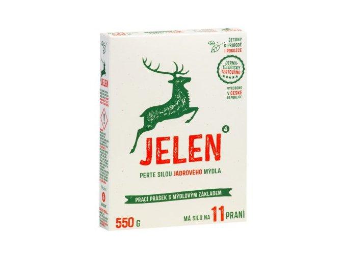 Prací prášek Jelen 550 g