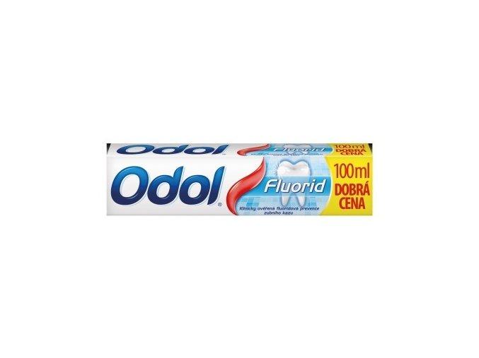 odol fluorid zubni pasta 100 ml l