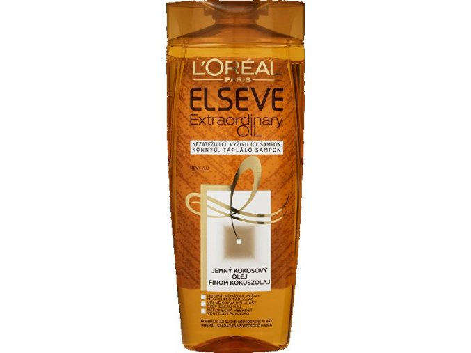 Loreál s kosovým olejem 250 ml