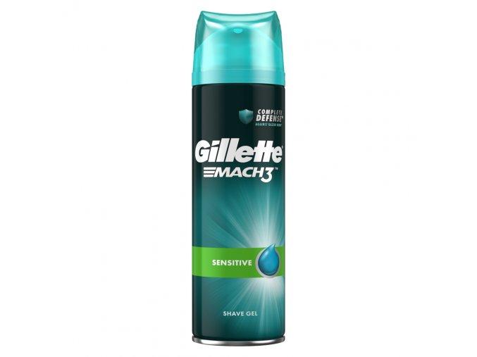 Gillette Mach 3 gel sensitive