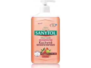 Sanytol Dezinfekční mýdlo do kuchyně 250 ml