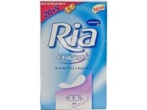 Dámské hygienické vložky Ria Slip Classic Deo 20 ks + 5 ks