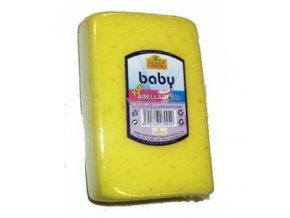 Abella Baby koupelová houba 1 kus