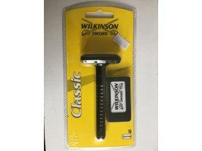 Wilkinson Sword Classic + 5 náhradních čepelí