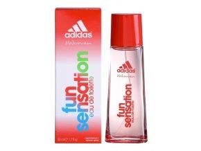 adidas fun sensation EDT 50 ml