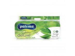 1611 toal papir wc 3vr paloma de luxe green tea bily 10ks
