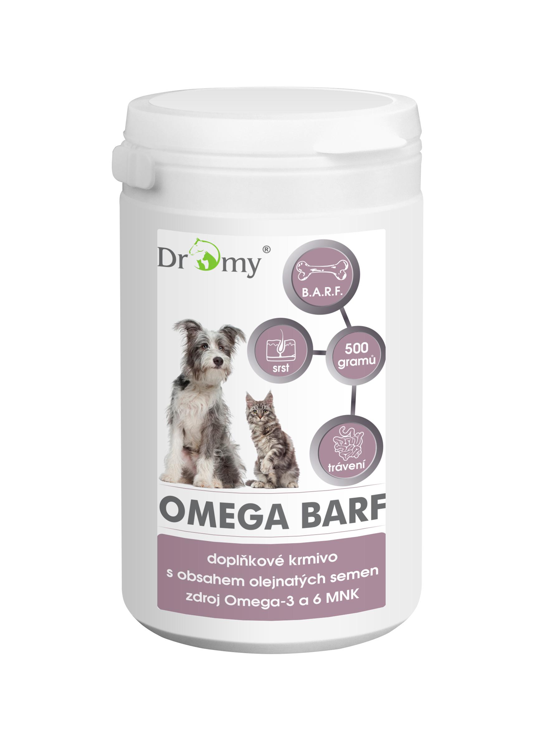 Dromy Omega-BARF 500 g