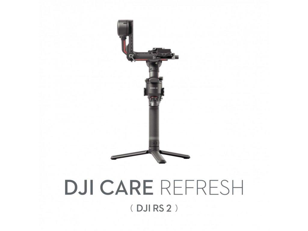 DJI Care Refresh (DJI RS 2) - Ročný plán