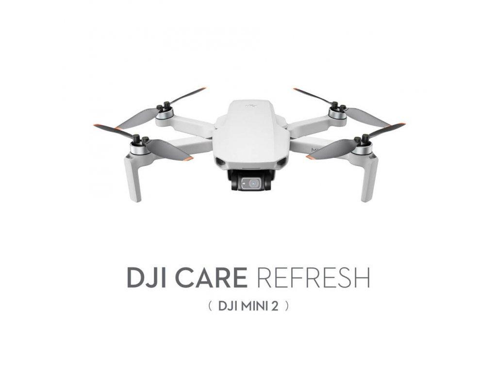 DJI Care Refresh (Mini 2) - Dvojročné poistenie