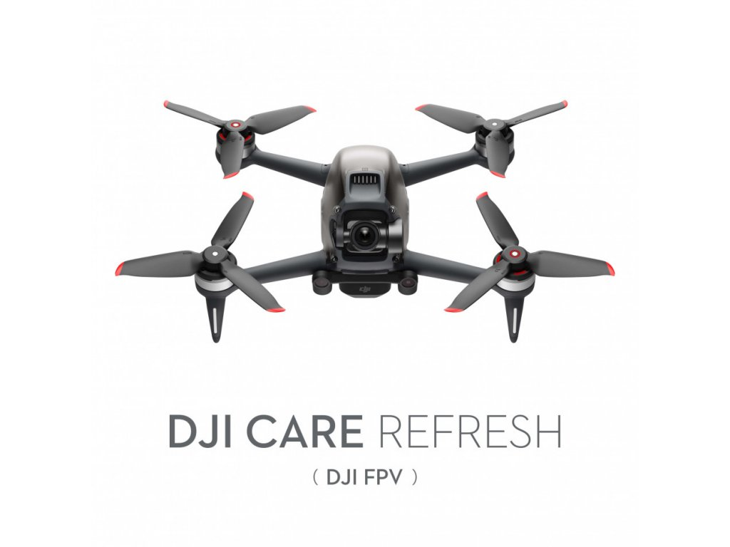 DJI Care Refresh (DJI FPV) - Dvojročný plán