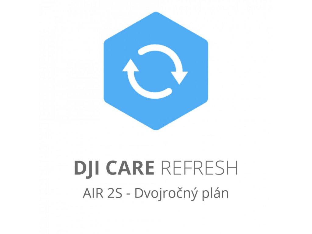 DJI Care Refresh (DJI Air 2S) - Dvojročný plán