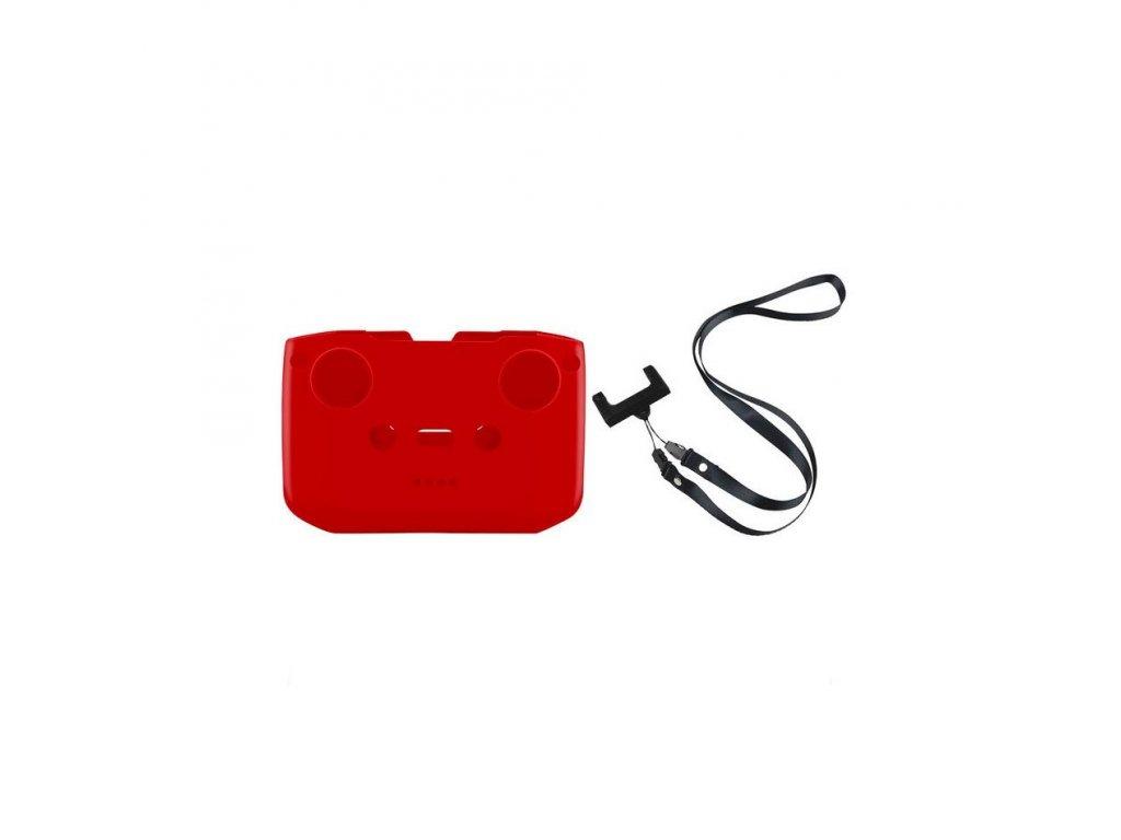 Silikónová ochrana ovládača pre DJI Mavic Air 2 (Červená)