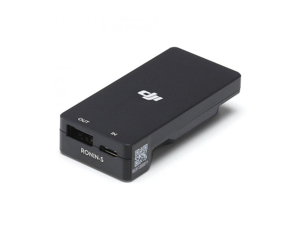 DJI Ronin-S - Adaptér batérie