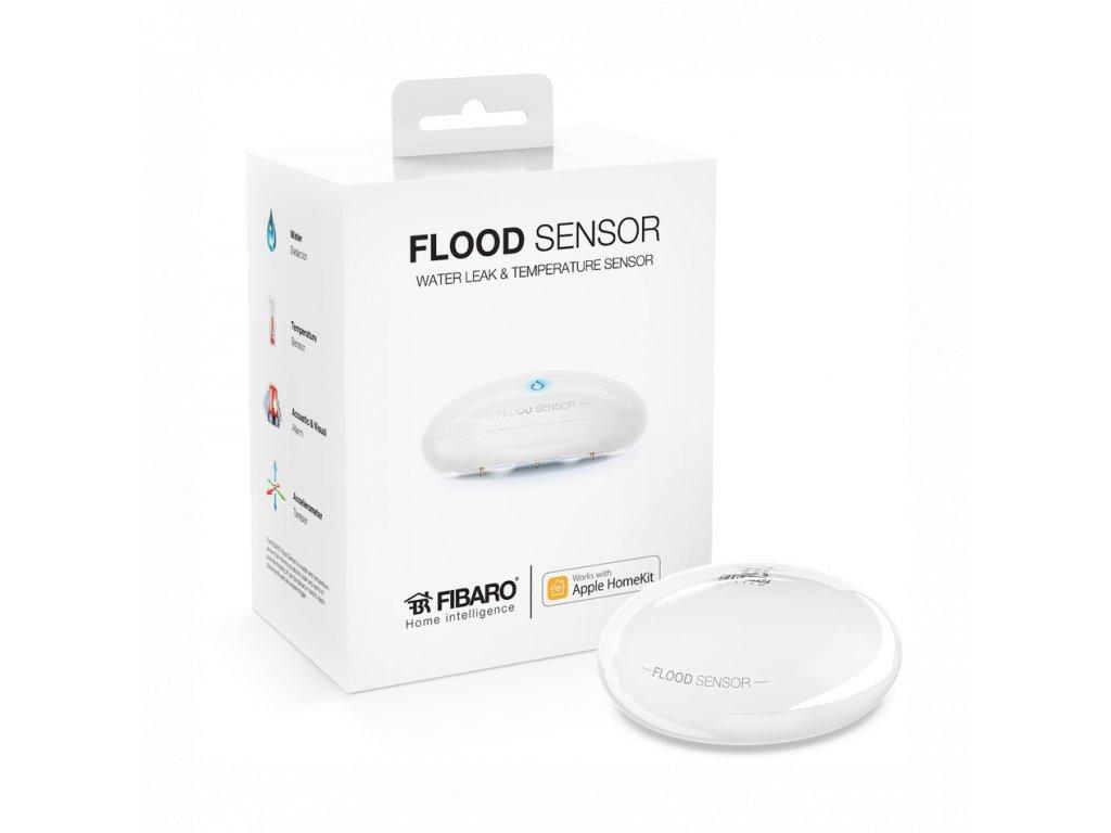 Fibaro Flood Sensor pre Apple HomeKit