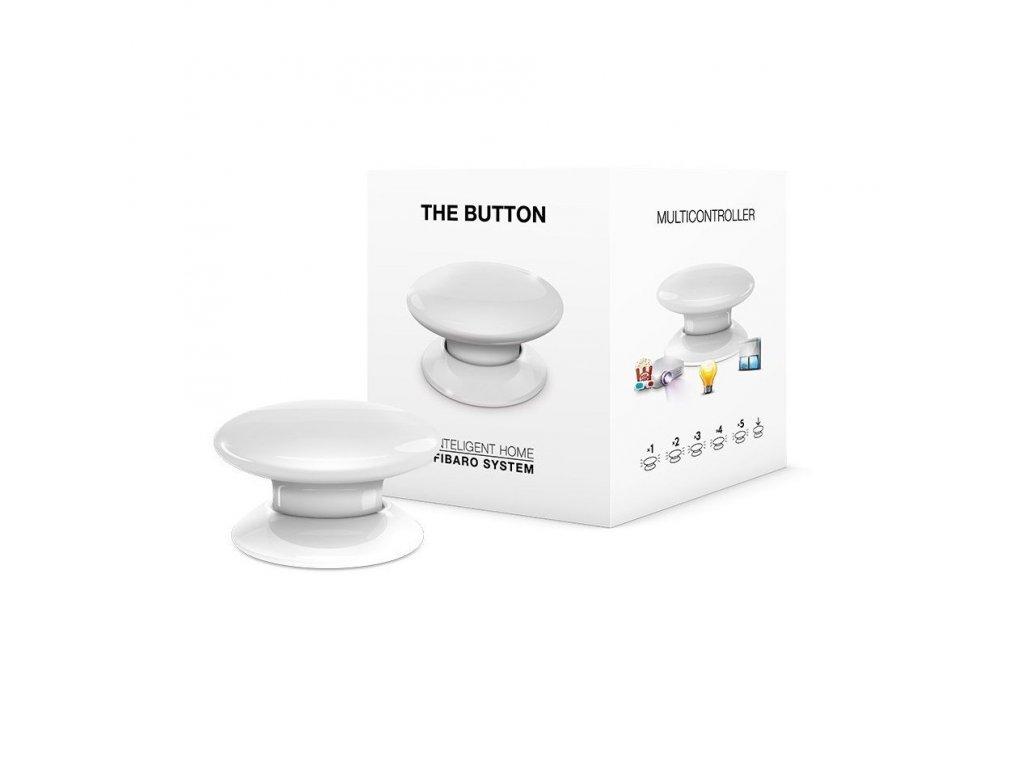 Fibaro Smart Home The Button (Biely)