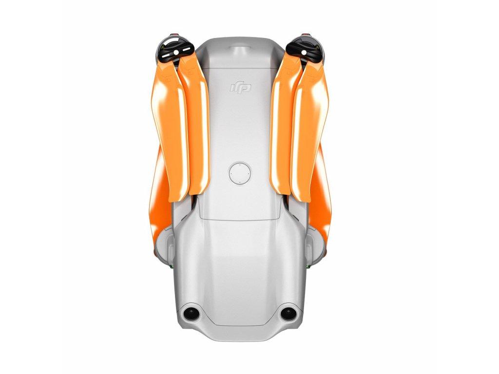 Mavic Air 2S top Foldet orange 2048x2048