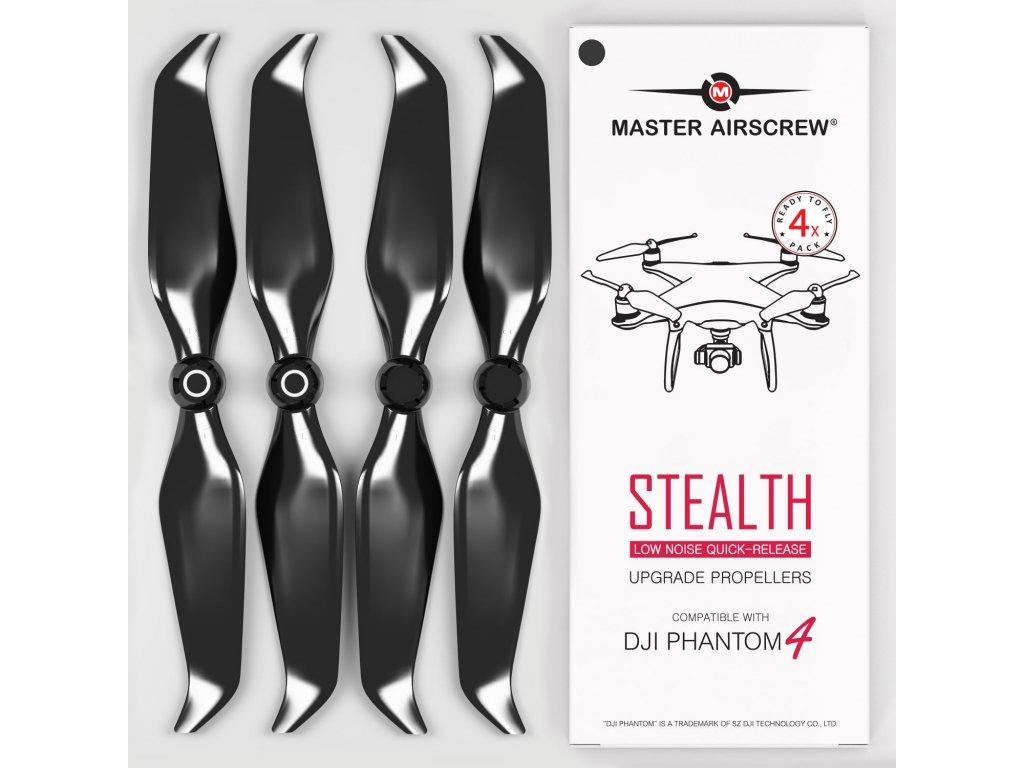 Phantom 4 Stealth Black 2048x2048