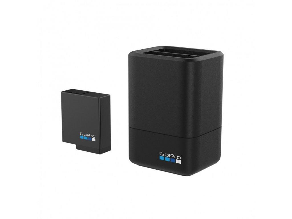 GoPro Dual Battery Charger (HERO5/6/7 Black) - Poškodený obal