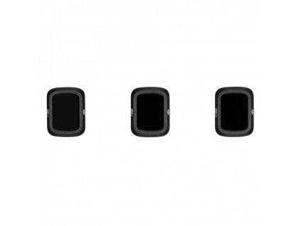 DJI Mavic Air 2 - Set ND filtrov (ND4/8/32)