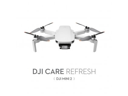 DJI Care Refresh (Mini 2) - Ročné poistenie