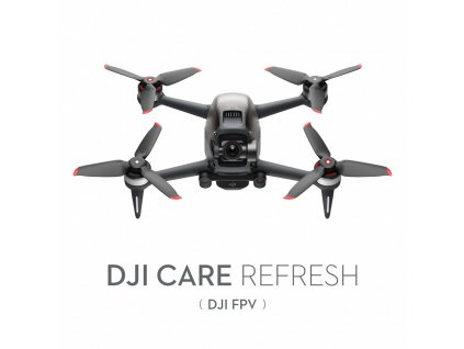DJI Care Refresh (DJI FPV) - Ročný plán
