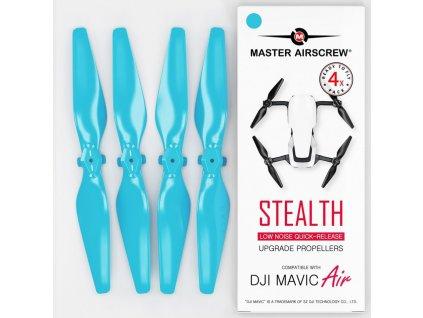 Master Airscrew - Vrtule pre Mavic Air (Modré)