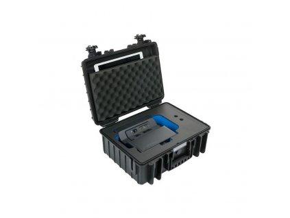 Matterport Pro2 - Kufor na kameru