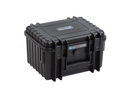 B&W Type 2000 kufor pre DJI Mini 2 (Čierny)