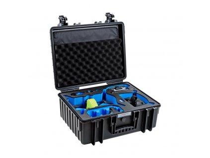 B&W Type 6000 - Kufor pre DJI FPV (Čierny)