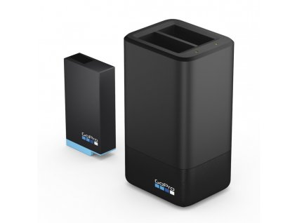 GoPro Max - Dual Battery Charger + Battery