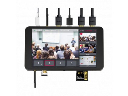 YoloBox - Prenosné zariadenie pre live stream