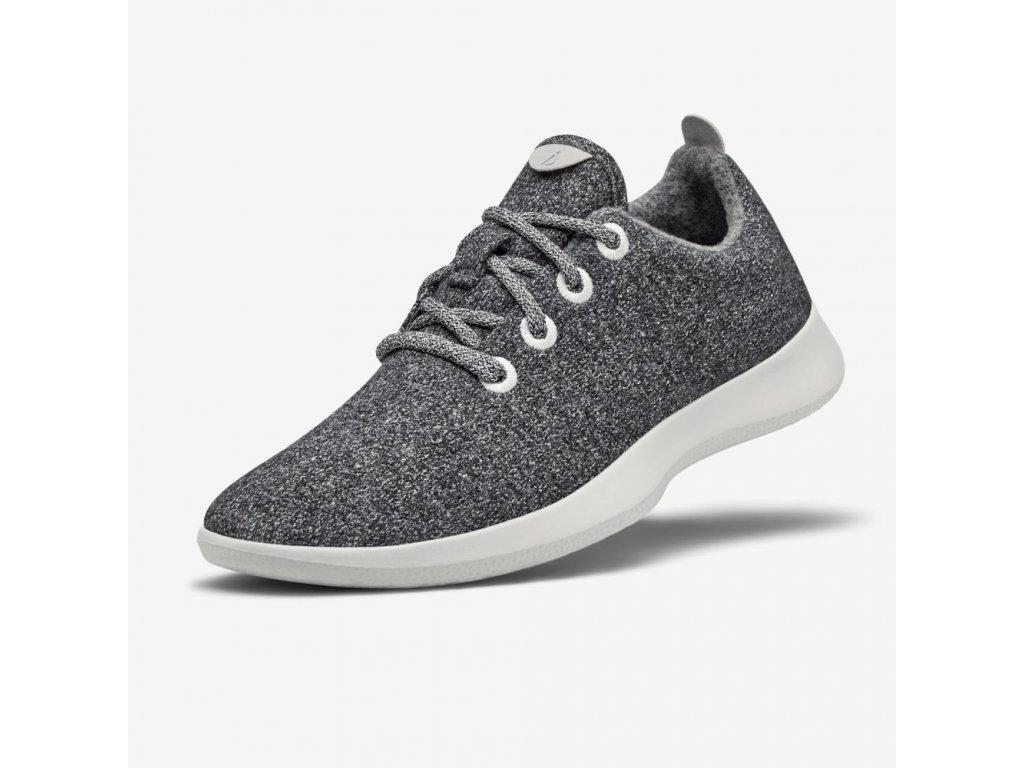 Dámská sportovní obuv z merino vlny 1