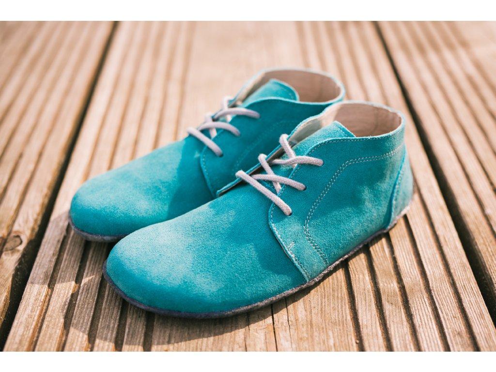 Barefoot Be Lenka Elegance celoroční - Tyrkys