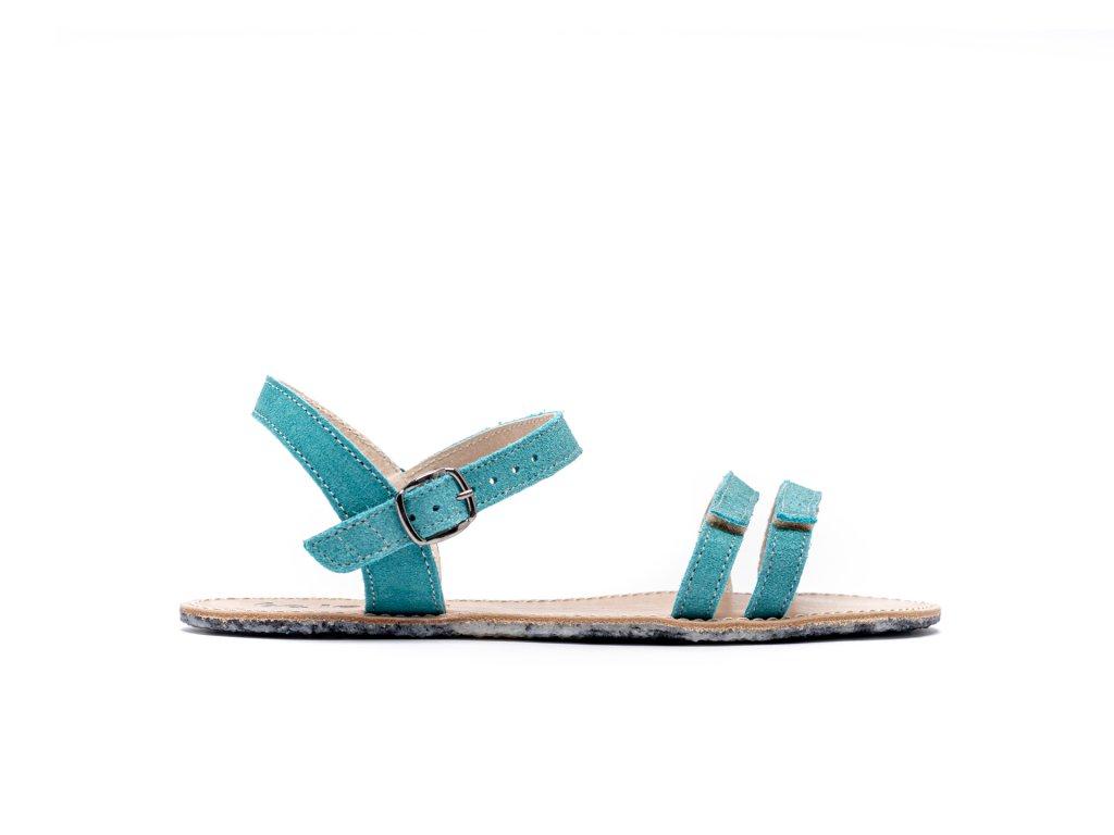 Barefoot sandály Be Lenka Summer - Tyrkys