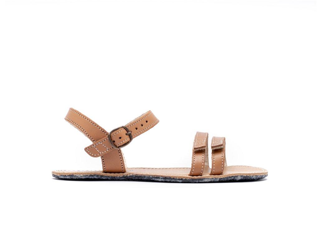 Barefoot sandály Be Lenka Summer - Brown '20