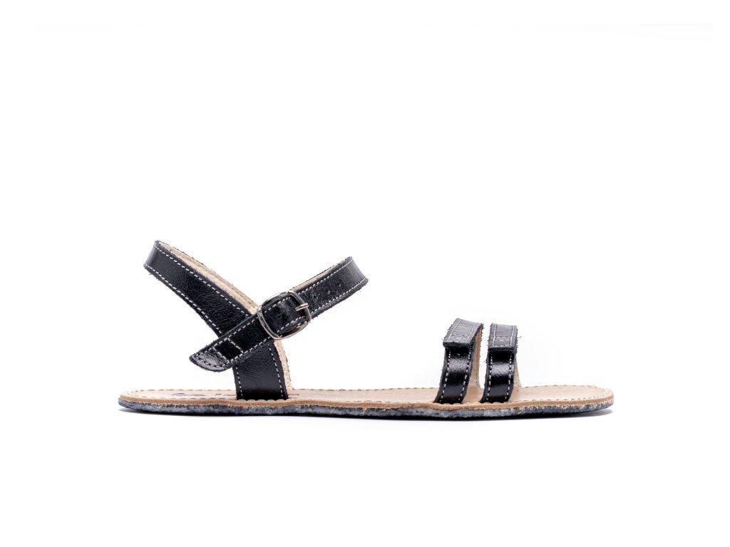 Barefoot sandály Be Lenka Summer - Black '20
