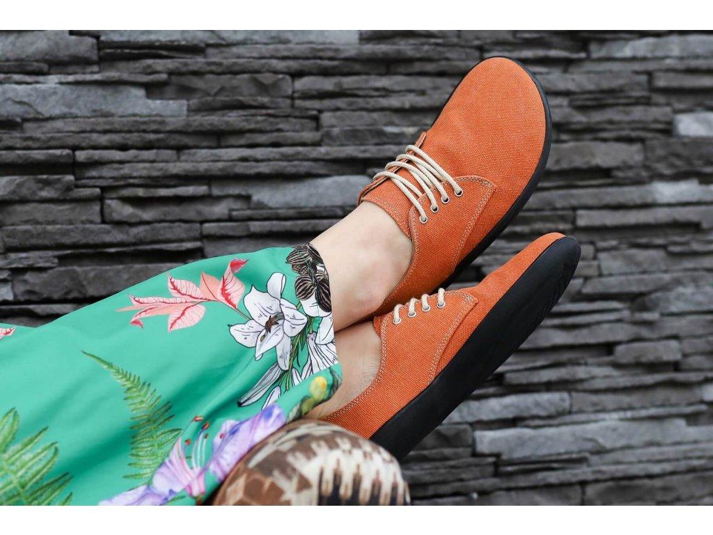 Barefoot Be Lenka City - Tangerine