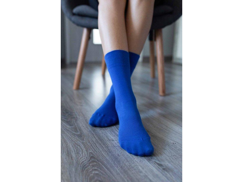 Barefoot ponožky - modré