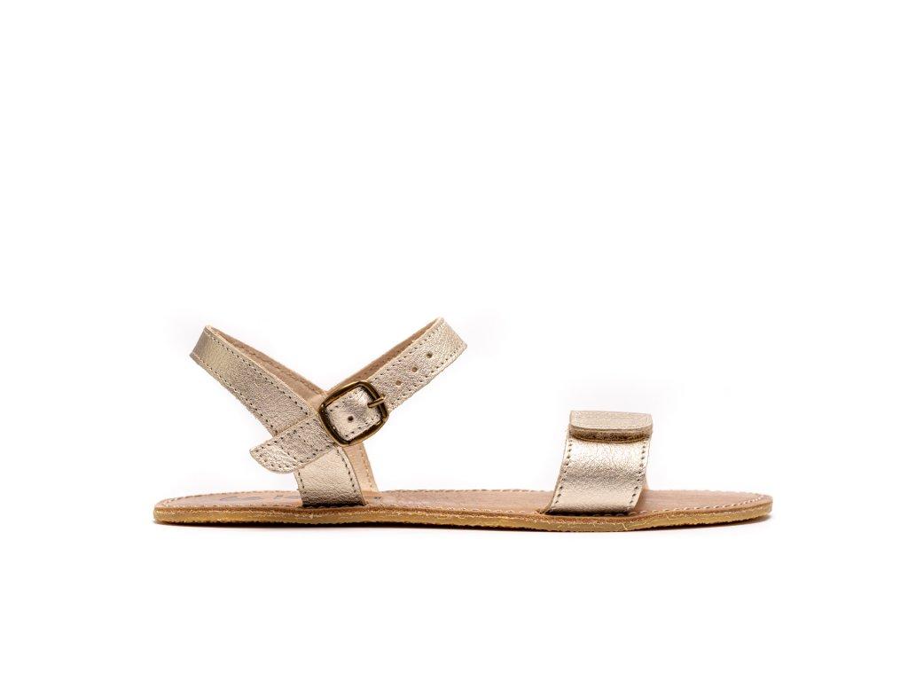 Barefoot sandály Be Lenka Grace - Gold