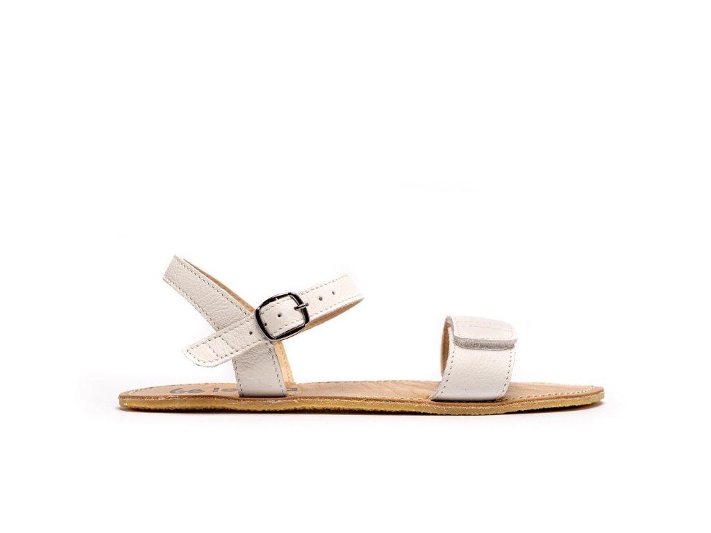 Barefoot sandály Be Lenka Grace - White