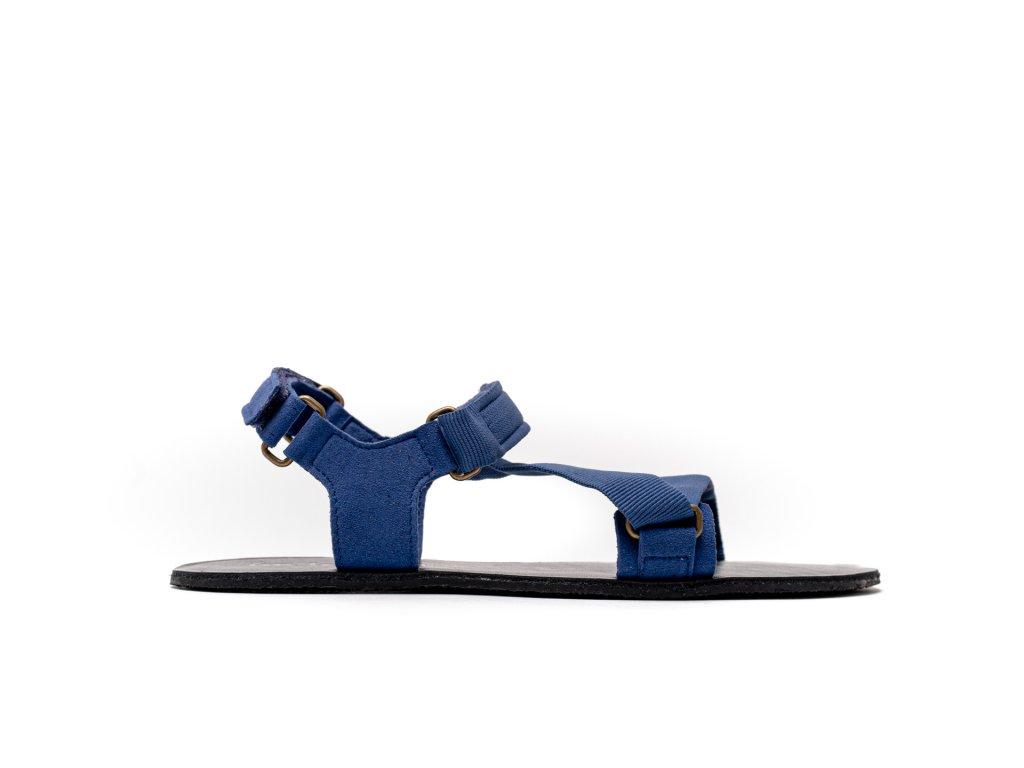Barefoot sandály Be Lenka Flexi - Blue