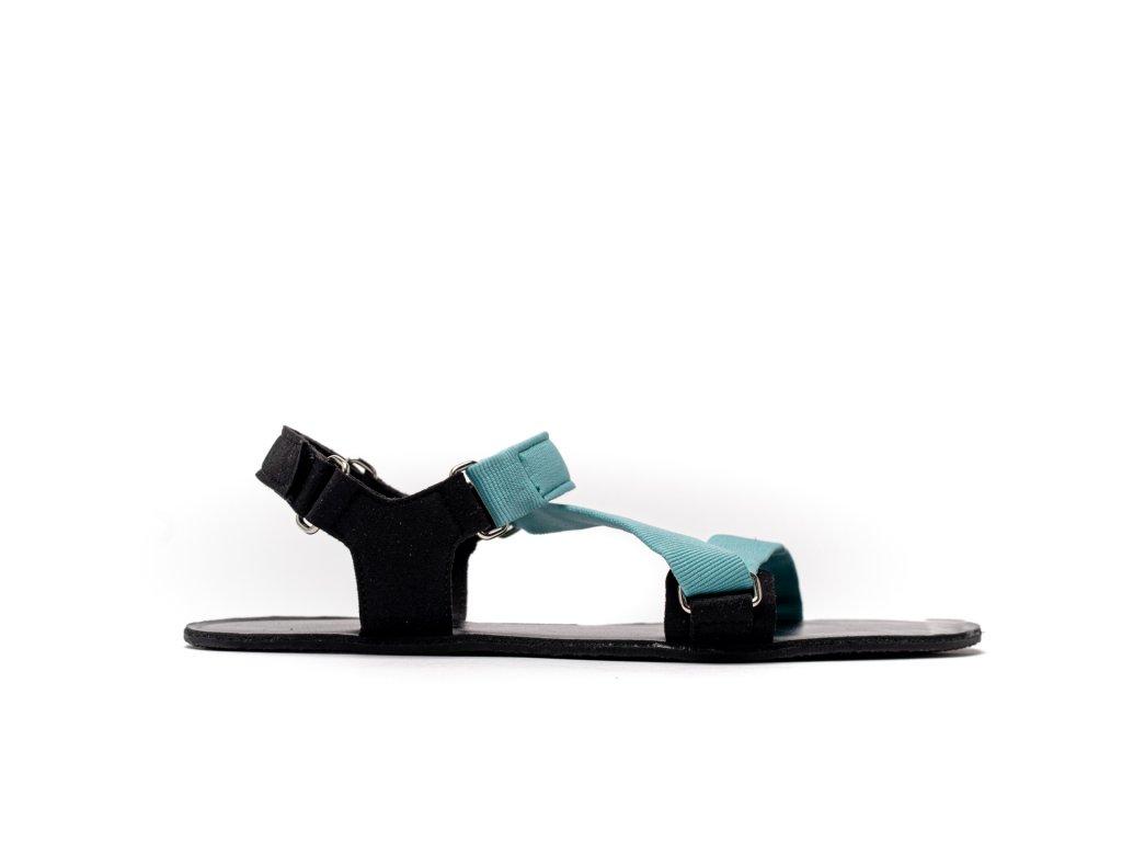 Barefoot sandály Be Lenka Flexi - Tyrkys