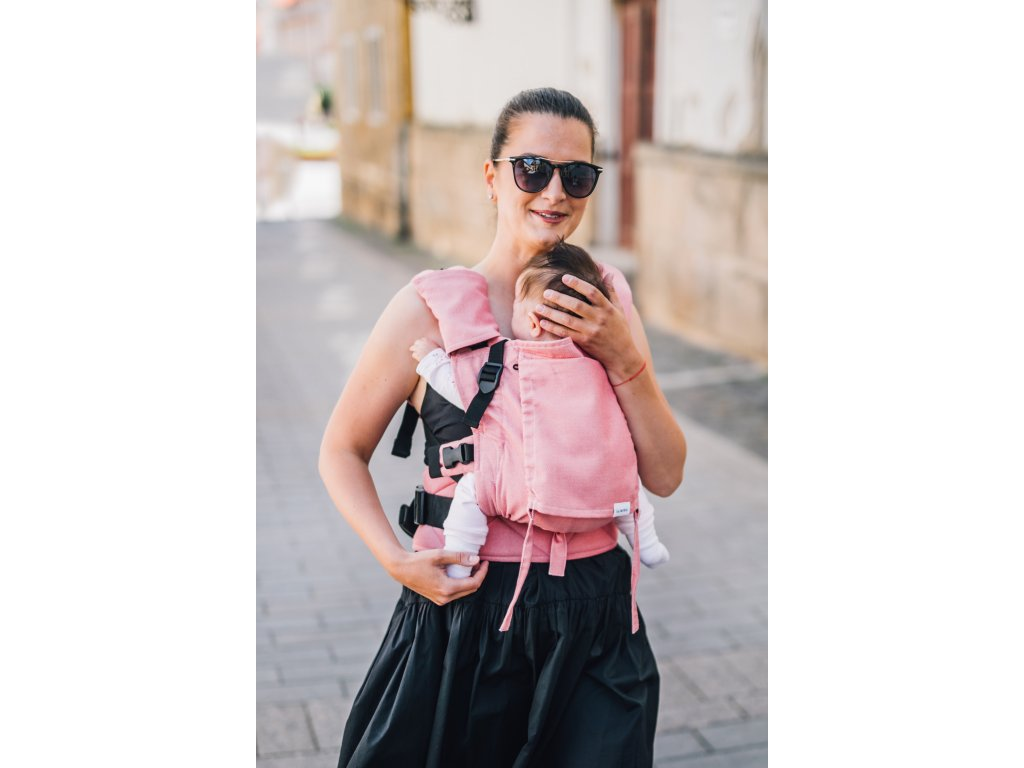 Nosítko Be Lenka Mini - Pink