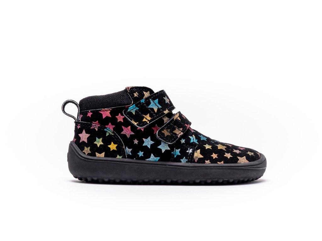 Dětské barefoot boty Be Lenka Play - Twinkle - Black
