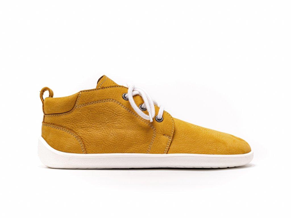 Barefoot Be Lenka Icon celoroční - Mustard & White