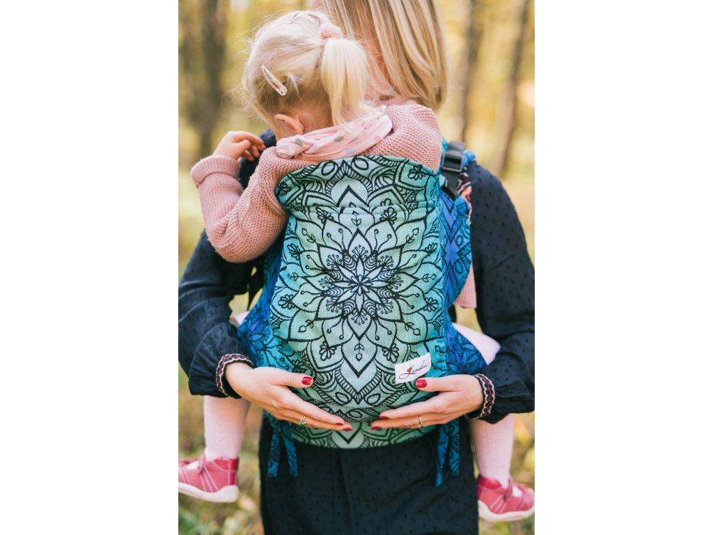 Nosítko Be Lenka Toddler Mandala - Polární den