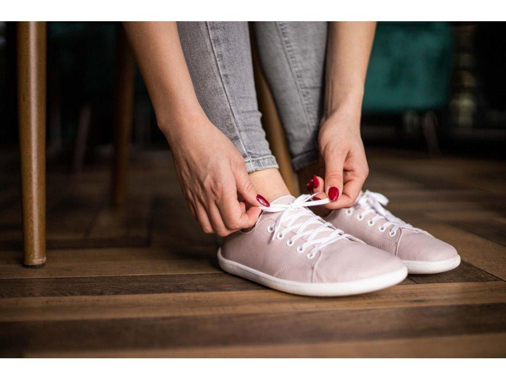 Barefoot tenisky Be Lenka Prime - Light Pink