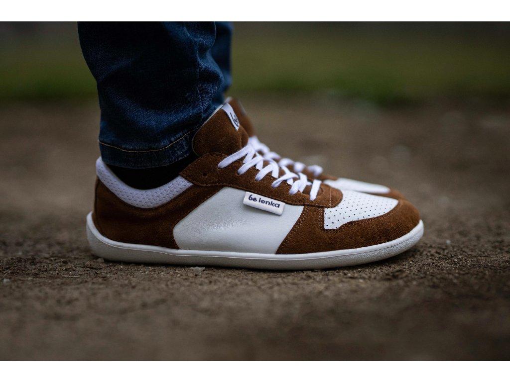 Barefoot tenisky Be Lenka Champ - Brownie