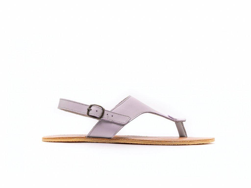 Barefoot sandály Be Lenka Promenade - Light Lilac